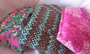 Vera Bradley LARGE DUFFLE BAG U Pick your color New With Tags Retired Colors