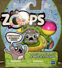 Nib Zoops Electronic Twisting Zooming Climbing Toy Koala Bear w/Ball & 5 Treats
