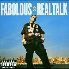 FABOLOUS - Real Talk - CD NEW AND SEALED