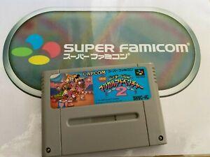 Mickey & Minnie Magical Adventure 2 -   - Nintendo Super Famicom  SFC - (Japan)