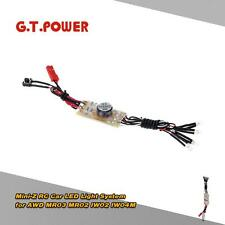 NEW G.T.POWER Mini-Z RC Car LED Light System for AWD MR03 MR02 IW02 IW04M W4W0