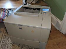 HP Laserjet 4100TN With Toner 32MB 17PPM Postscript Network Laser Printer