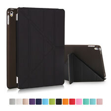 Origami Ultra Slim Leather Magnetic Cover Case For Apple iPad 2 3 4 Air Mini Pro