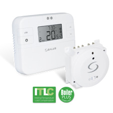Salus RT510BC+ Baxi Boiler Plus Wireless Room Thermostat Stat Programmable