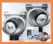 2011 2012 2013 Ford F150 Replacement Clear Fog Light Kit PAIR PERDE H10