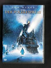Der Polarexpress von Robert Zemeckis   DVD   Zustand Sehr gut @D11