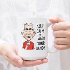 Keep Calm And Wash Your Hands Fauci Mug Wash Your Hands Mug Coffee Cup Mug