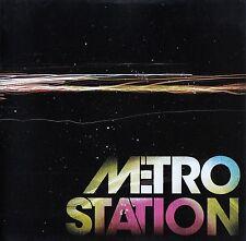 Metro Station: Metro Station/CD-Top-stato