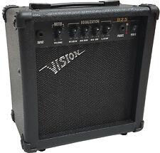 E Gitarren Verstärker GW 15 Von Vision In schwarz