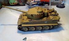 1/35 TIGER 1 BUILT AND PAINTED
