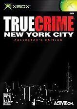 True Crime: New York City -- Collector's Edition (Microsoft Xbox, 2005)