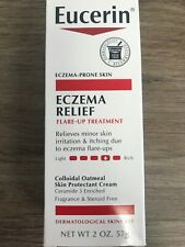Eucerin Eczema Relief Flare-Up Treatment 2 Ounce New in Box