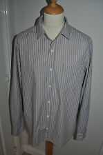 Next Long Sleeve Fitted Regular Collar Men's Casual Shirts & Tops