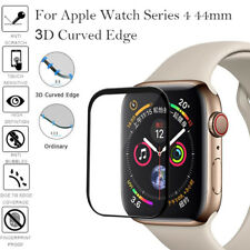 Full Coverage Tempered Glass Screen Protector for For Apple Watch Series 4 44mm
