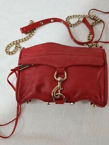 Rebecca Minkoff Bag  Leather mini MAC crossbody  bag