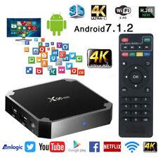 X96 Mini Android 7.1 Smart TV Box 1GB+ 8GB WIFI UHD 4K S905W Quad Core HD Medien