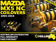 YELLOW-SPEED RACING COILOVERS Mazda MX5 NC1/NC2 2006-2014 yellowspeed coil over