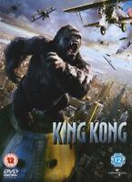 King Kong DVD (2007) Naomi Watts, Jackson (DIR) cert 12 ***NEW*** Amazing Value