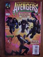 THE AVENGERS #392 NM 1995 Iron Man Thor Captain America Hulk Vision Hawkeye L@@K