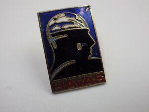 Anstecknadel Vintage Anstecker Anstecknadel Sammler Werbung Havas Paket Pd 09