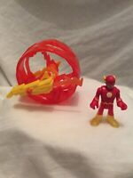 Imaginext Flash Wheel With Shooter