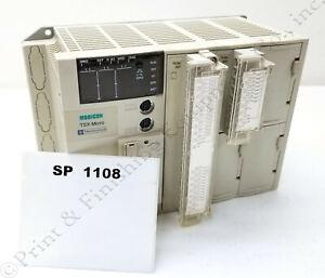 Modicon TSX Micro TSX3721101 PLC & I/O Modules TSXDMZ28DT TSXDSZ08T2 - #SP1108