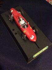 Scalextric C2727 Ferrari 156 F1 1961 No3 In Original Packaging Excellent