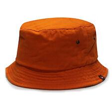 CITY HUNTER BD2020 SHORT VISOR PLAIN BUCKET HAT Boonie  NEW NWT