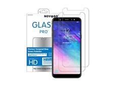 Samsung Galaxy A6 (2018) Pack de 2 films protection écran en verre trempé