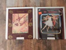 Vintage CED Videodisc LOT-Bolshoi Ballet in The Nutcracker, Thumbelina-RARE!