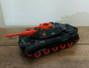 GI Joe 1985 Sears Crimson Attack Tank C.A.T. Tank Complete Working All Original