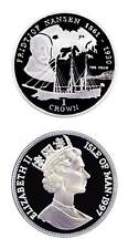 Isle Of Man Commemorating the Voyages of Nansen & his Ship The Fram 1 Crown 1997