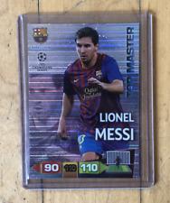 Lionel Messi TOP MASTER Adrenalyn XL 2011/12 UEFA Champions League