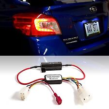 2015-2018 Subaru WRX STi LED Tail as Turn & Backup Light Signal Relay Module Kit