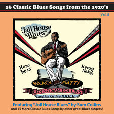 Tefteller's Blues Images Classic Paramount Blues Songs From the 1920's CD Vol. 5