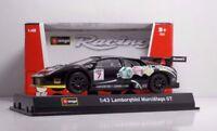 Bburago 38010 Lamborghini Murcielago GT - METAL RACING 1:43