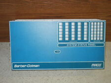 BARBER COLMAN 6NNC-200GB-D00-B-00 USED MACO MULTI-PROCESSOR CONTROL RACK