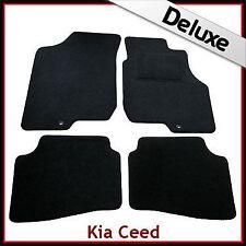 Kia Ceed (2007 2008 2009 2010 2011) Tailored LUXURY 1300g Car Mats (2 Holes)