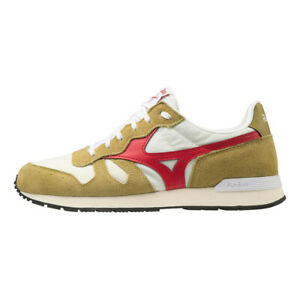 Mizuno Casual Trainers Sneakers Shoes ML87 Papyrus Salsa