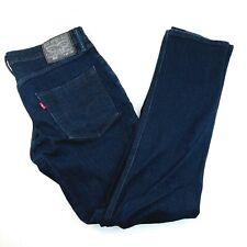 Levi's 511 Slim Stretch Flex Belt Loop Dark Wash Denim Jeans Men 32x32 NWOT
