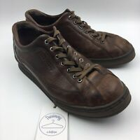 MephistoAir-Jet MensLace UpOxfords Walking ShoesSize 8.542 BrownLeather