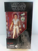 NEW Star Wars The Black Series Rey & D-0 Figure 91 Mint in Package MIP In Hand