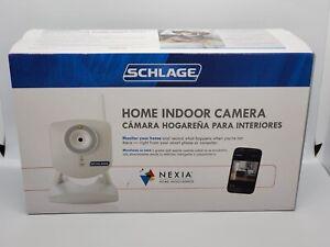Schlage Nexia Home Intelligence Indoor Camera WCW100 New