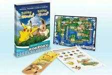 Pokémon Let's Go Pikachu! & Pokémon Let's Go Eevee! Official Trainer's Guide