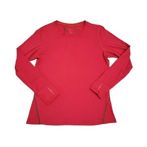 Tommie Copper Agility Cool Performance 2.0 Long Sleeve Shirt Womens XL Pre-owned