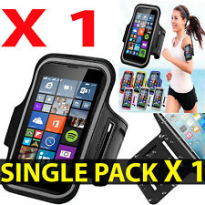 1 PACK FOR NOKIA 2.3 NEW LIGHTWEIGHT JOGGING & RUNNING SPORTS GYM STRAP ARMBAND