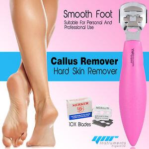 Best Range Of Callus Remover Corn Hard Dead Skin Shaver Knife Foot Rasp Pedicure