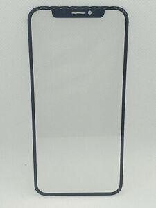 Vitre avant sur écran tactile avec colle OCA pour iPhone X