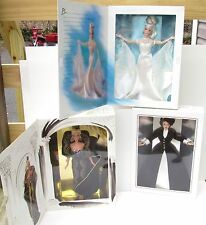 Classique Collection Designer Series 3 Barbie Dolls 1995-1997 Collector Edition