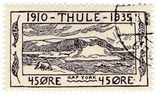 (I.B-CK) Greenland Cinderella : Thule 45 Øre